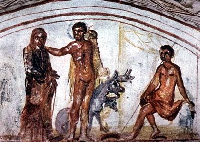 Alcestis y Heracles