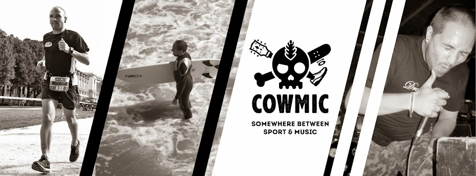 Cowmic!!! - Somewhere Between Sport & Music