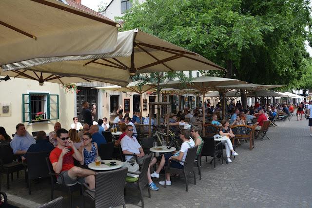 Ljubljana terrace