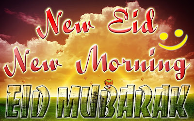 Happy Eid Day Morning
