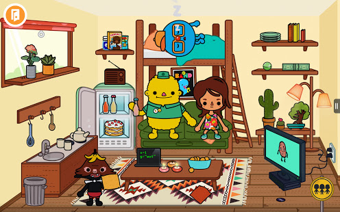 Toca Town v1.0 APK Android