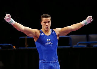 Jake Dalton Shows Off Hairy Jock Pits