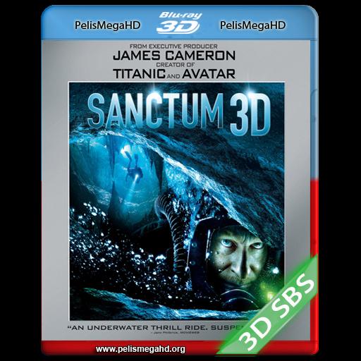 EL SANTUARIO (SANCTUM) (2011) FULL 3D SBS 1080P HD MKV ESPAÑOL LATINO