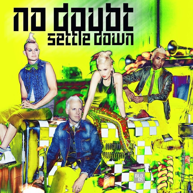 no doubt settle down1 No Doubt   Settle Down (Major Lazer remix)