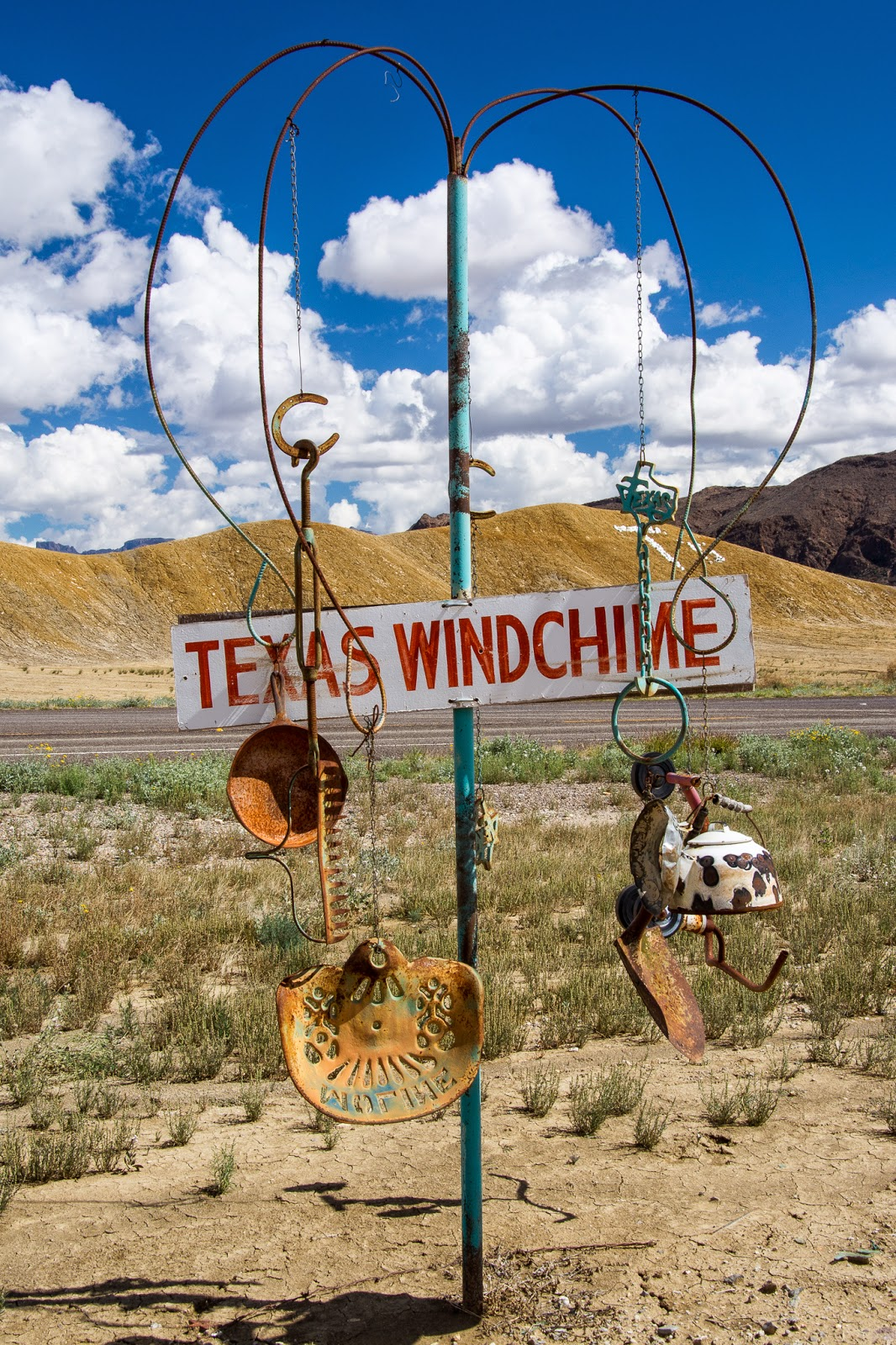 Texas Windchime, Terlingua