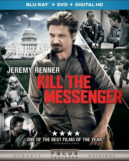 Kill the Messenger 2014 BluRay 480p 300mb ESub