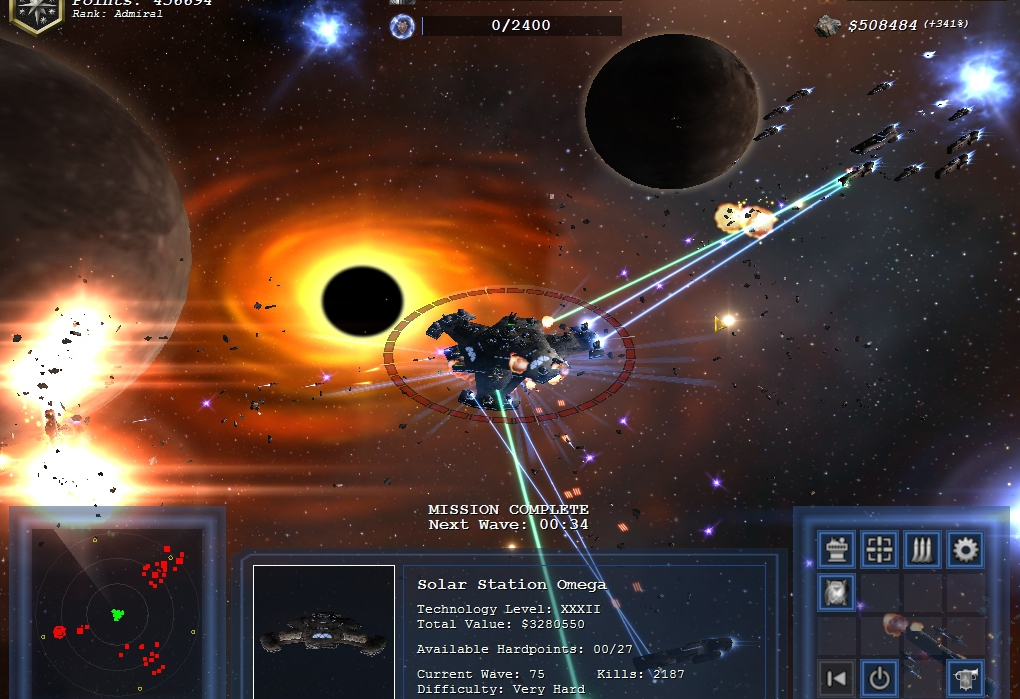Solar Defense Demo (PC)