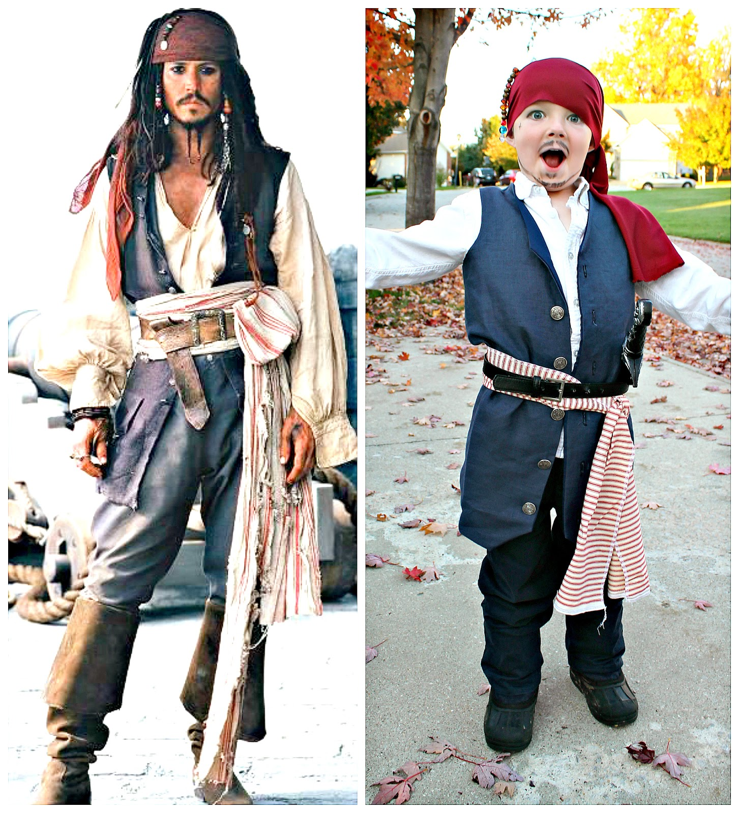 Freshly Completed The Pirates of the Caribbean Costumes (What I bought-- What I sewed)  sc 1 st  Freshly Completed & Freshly Completed: The Pirates of the Caribbean Costumes (What I ...