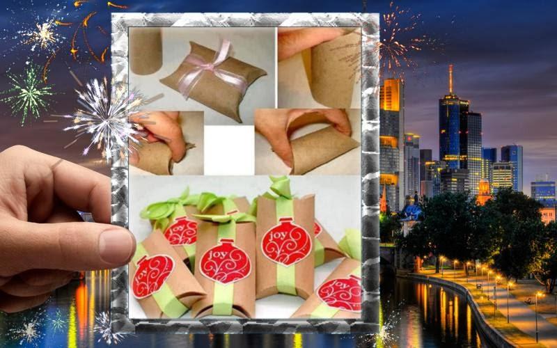 Pacchettini regalo artigianali