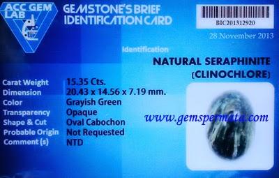 Cincin Batu Bulu Monyet A370