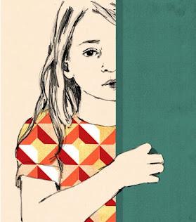 JORGE LUIS BORGES (Ilustración: María Hergueta)