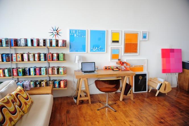 girlyshe: Funky Interior Design Ideas