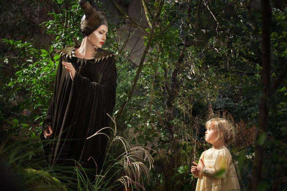 "Disney announces the release of MALEFICENT: The Official Multi-Touch Book, based on Disney's film ""Maleficent,"" in theaters May 30, 2014."