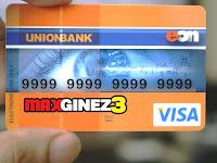 oDesk Fund Transfer using Unionbank EON Card by www.maxginez3.com