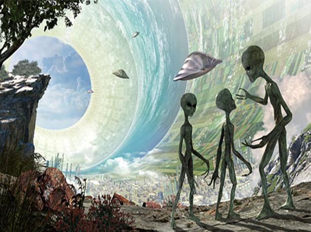 Resultado de imagen de Seres de otros mundos