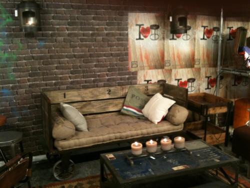 Mi reino por tu loft septiembre 2012 - Segarra muebles ...