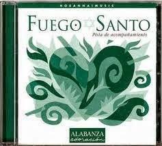 Paul Wilbur-Fuego Santo-Pistas-