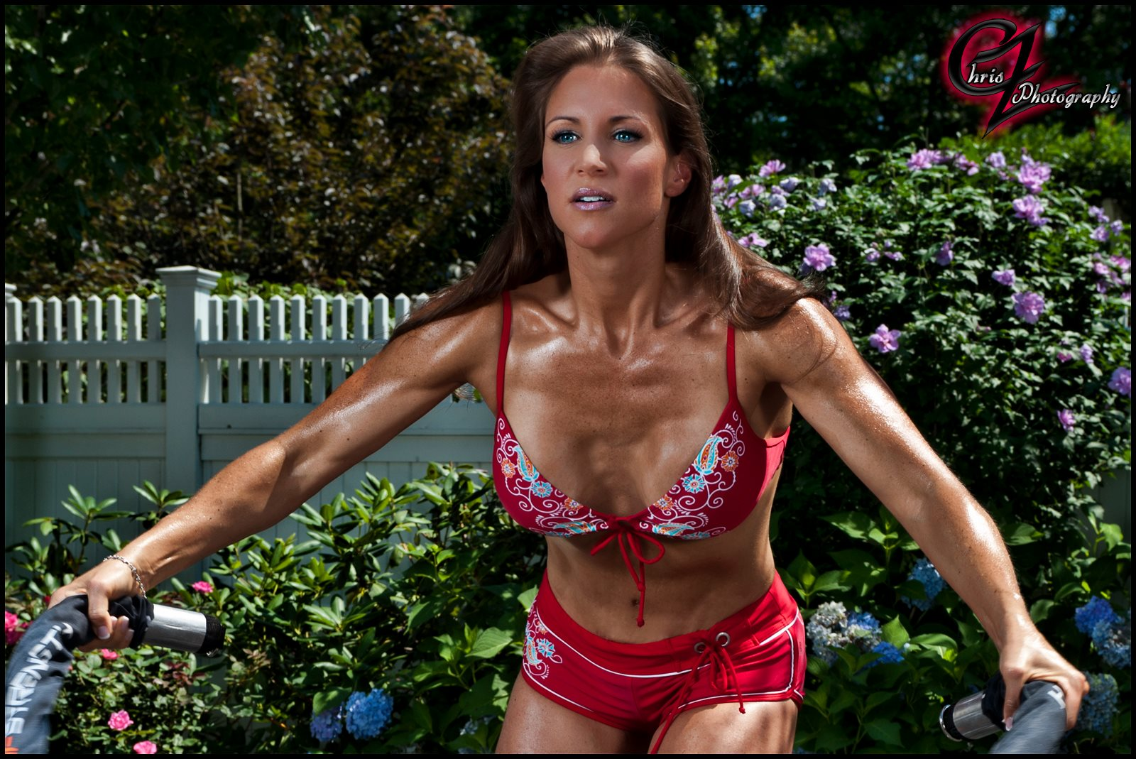 New Workout Photo of Stephanie McMahon