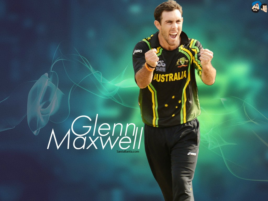 Glenn Maxwell HD Wallpaper