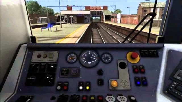 Train Simulator 2014 PC Games Gameplay