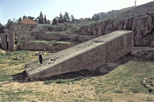 Baalbek, 'City of the Sun'