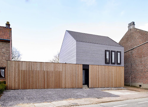Renovation Private House by AST 77 Architecten