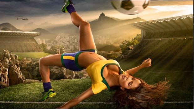 Mundial Brasil 2014 el mayor evento en Redes Sociales