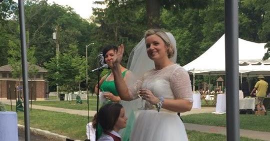 Damaris Phillips Wedding Photos