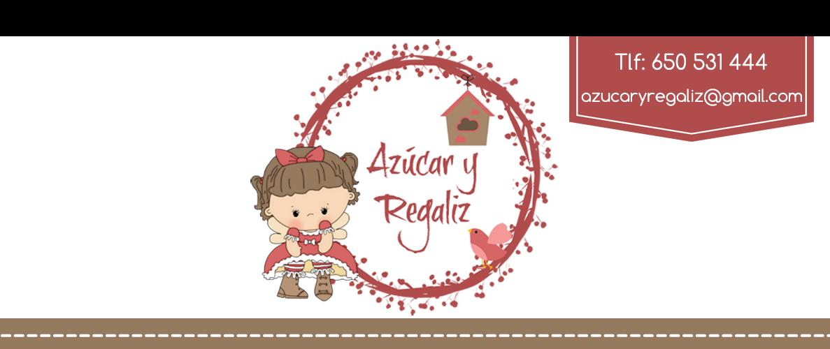 AzucaryRegaliz, el blog de las chuches