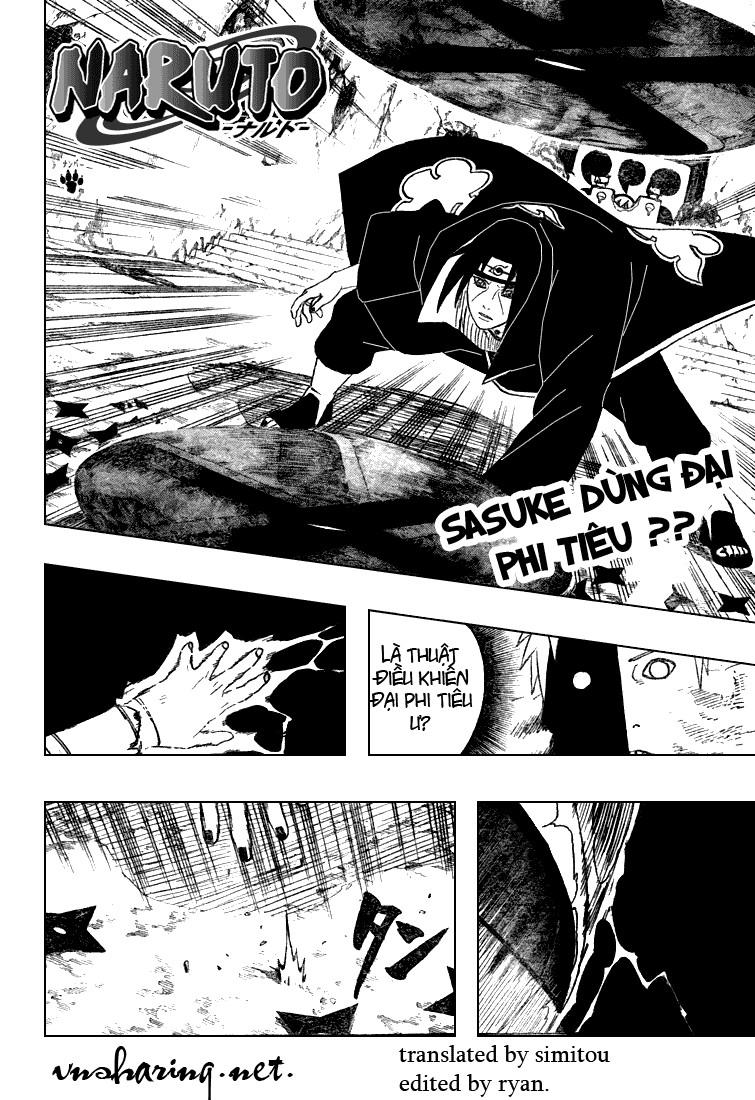 Naruto chap 389 Trang 4 - Mangak.info