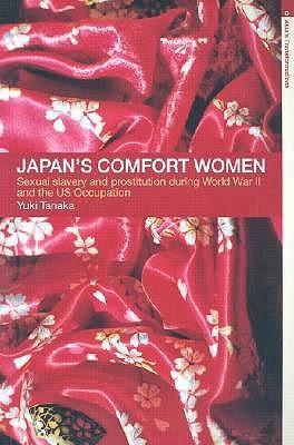 Japan comfort women Yuki Tanaka book