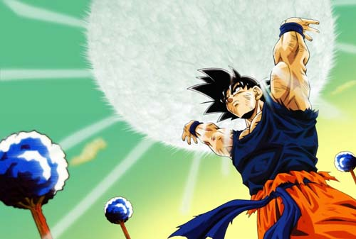 ciencia, ki, articulo, dragon ball, goku