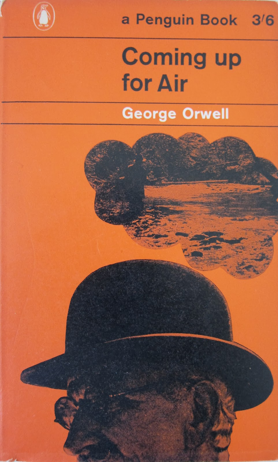 a penguin a week penguin no coming up for air by george orwell by george orwell