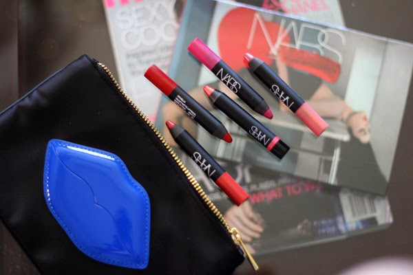 Nars Guy Bourdin Promiscuous Lip Coffret Set