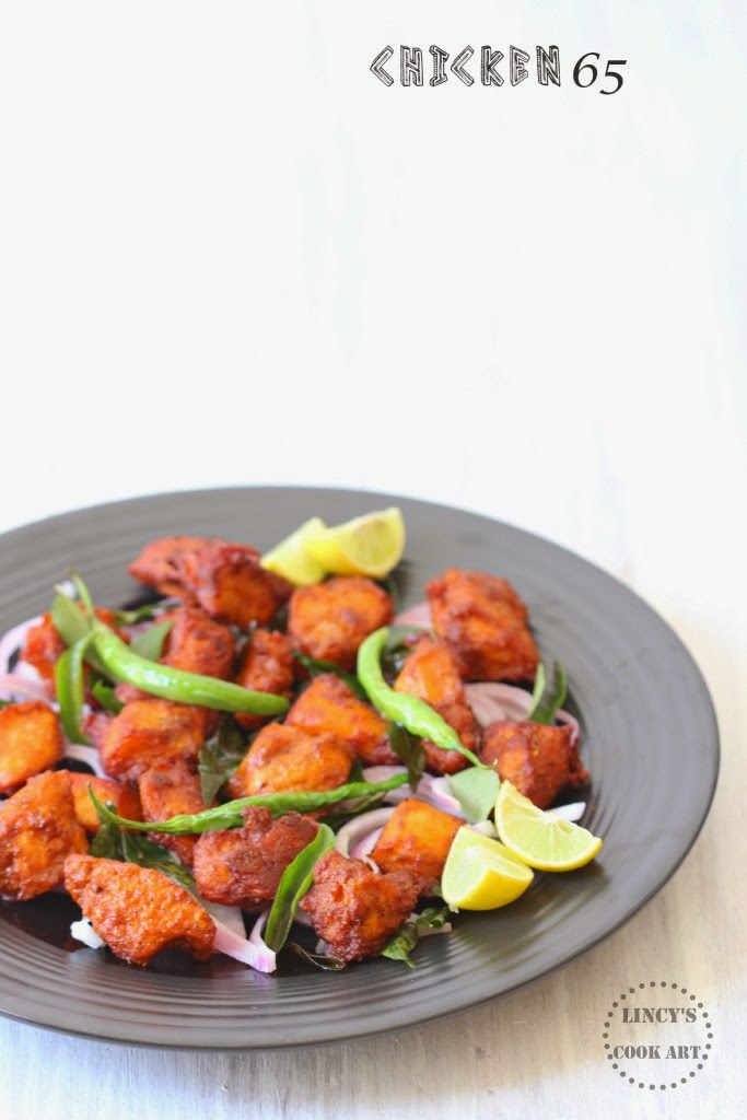 Spicy Chicken Fry