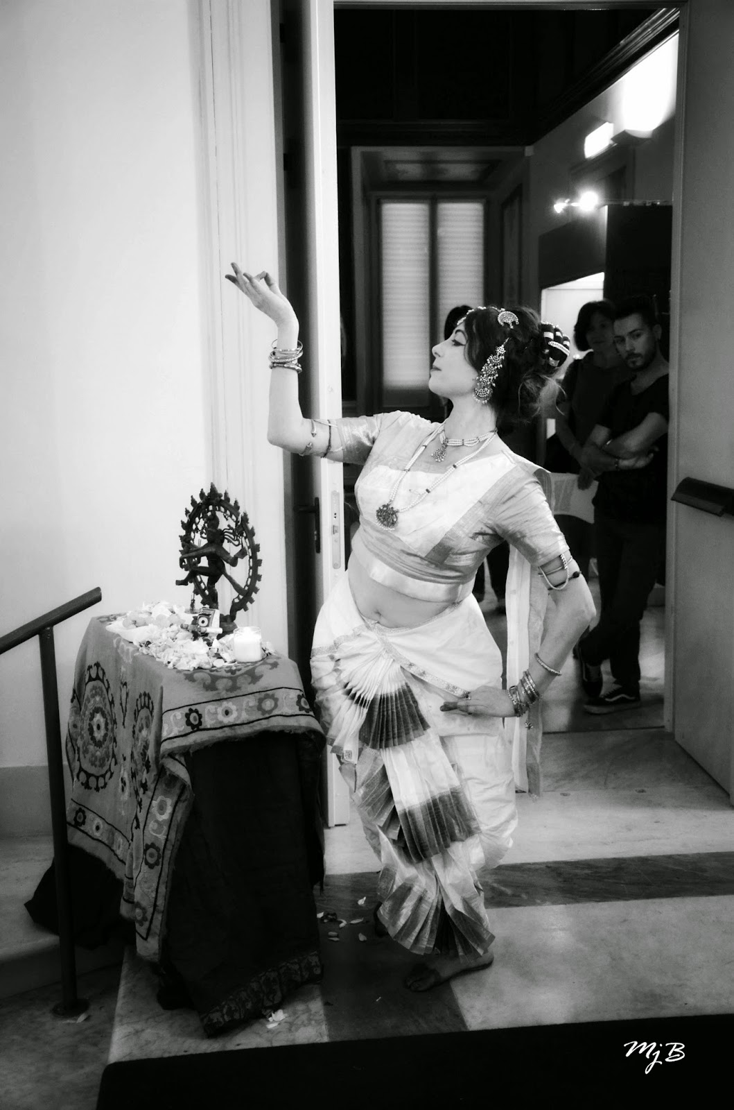 Danza Bharata Natyam e Odissi