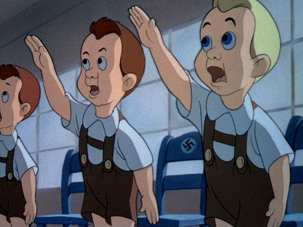 Disney's propaganda film Education for Death