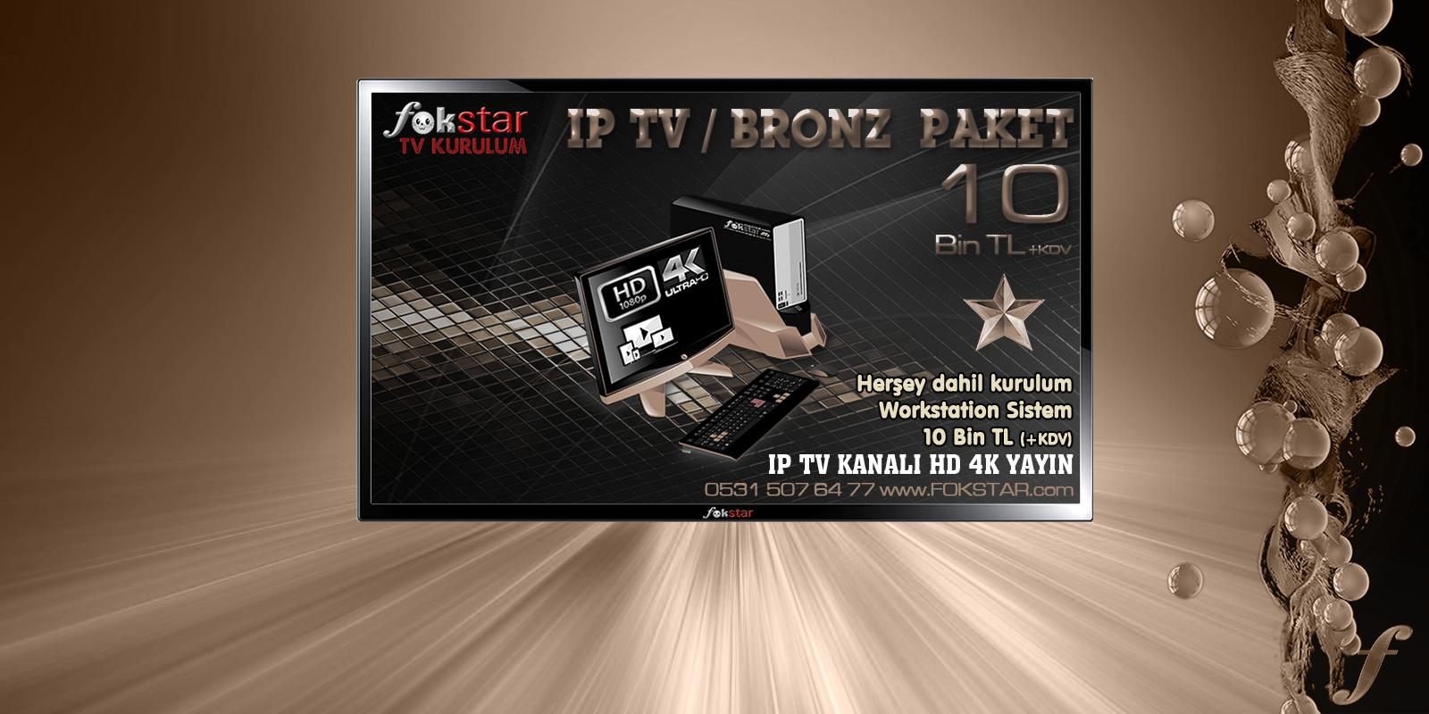 IP TV BRONZ