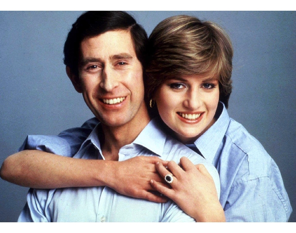 The Marriage of Prince Charles and Lady Diana Spencer (1): Prince Charles and Lady Diana