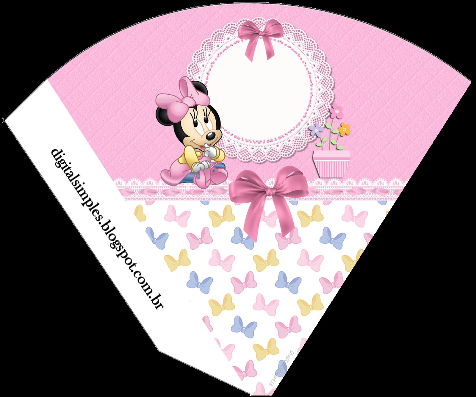 cone  Minnie Baby
