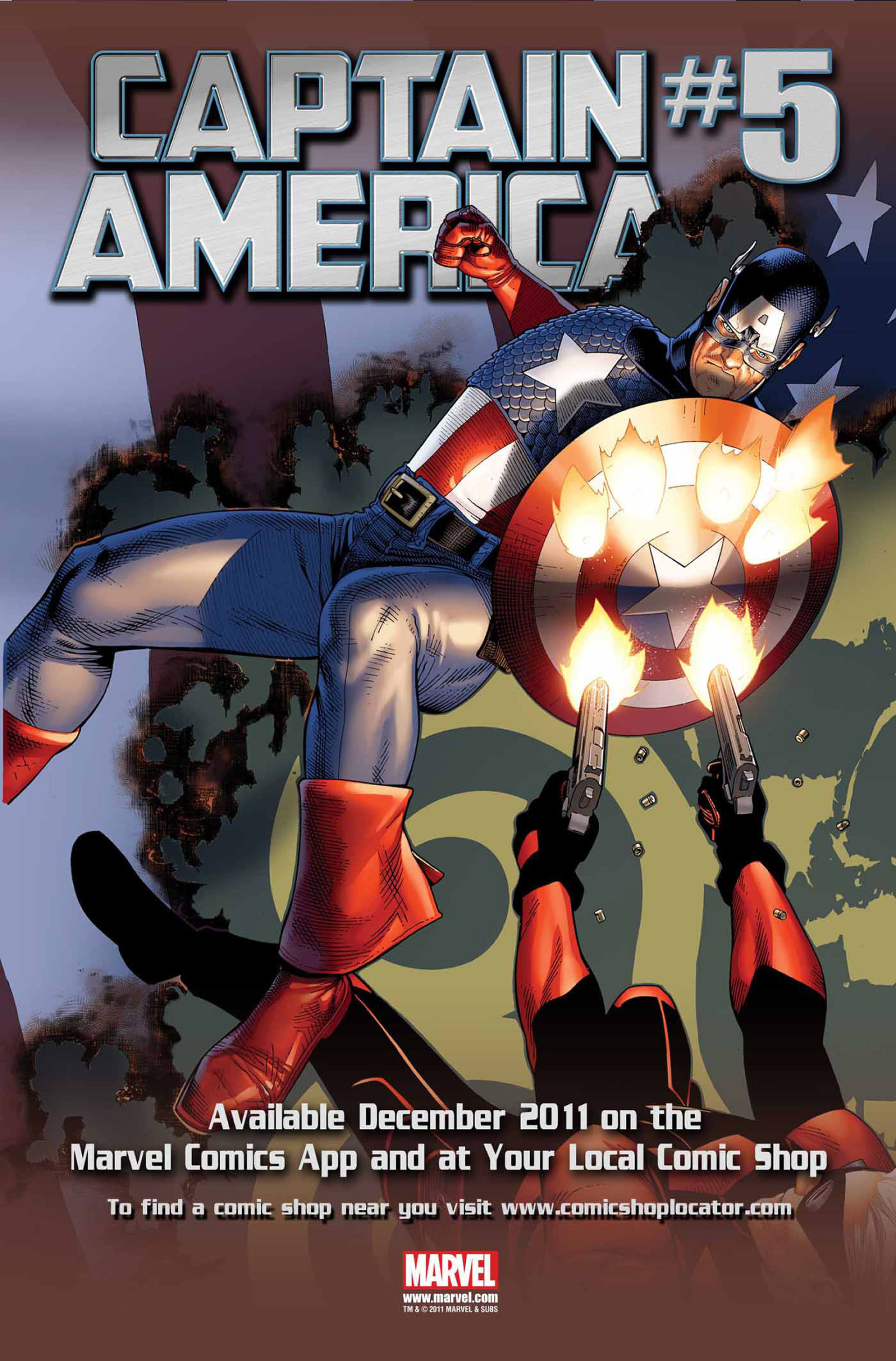 Captain America (2011) Issue #4 #4 - English 24
