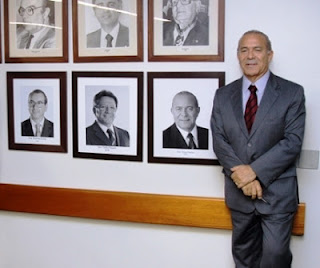 Padilha inaugura galeria dos ex-presidentes