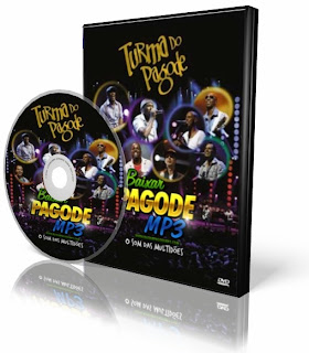 Turma do Pagode   O Som das Multidões Áudio DVD (2012)