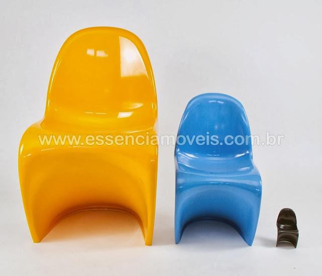 cadeira Panton em vários tamanhos