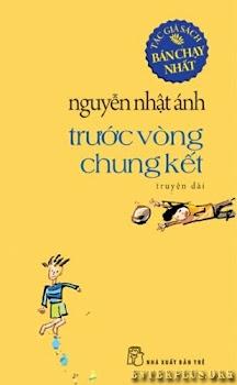 Audio Trước Vòng Chung Kết - Nguyễn Nhật Ánh