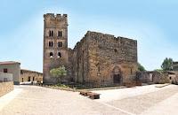 Iglesia - Monasterio de Sant Miquel de Fluvia - Can Borrellet