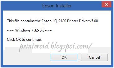 Free Download Epson Lq 2180 Printer Driver For Windows 7