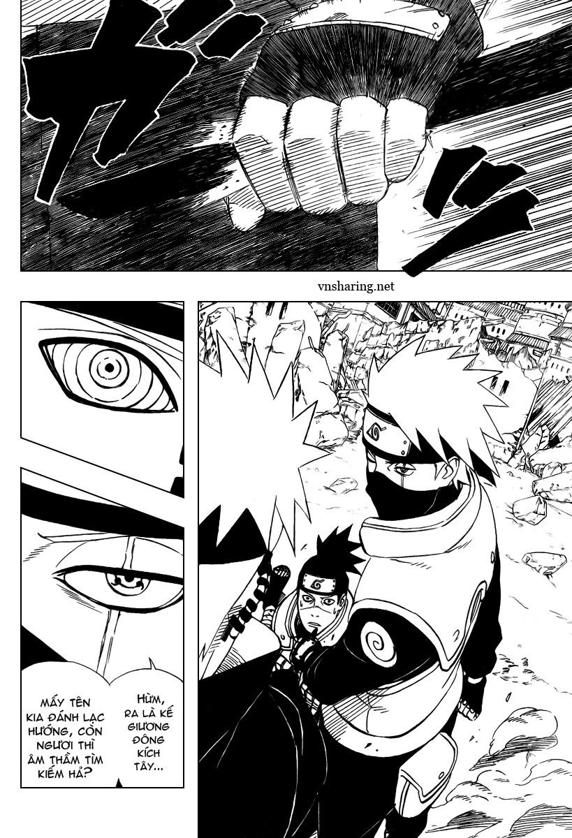 Naruto chap 420 Trang 4 - Mangak.info