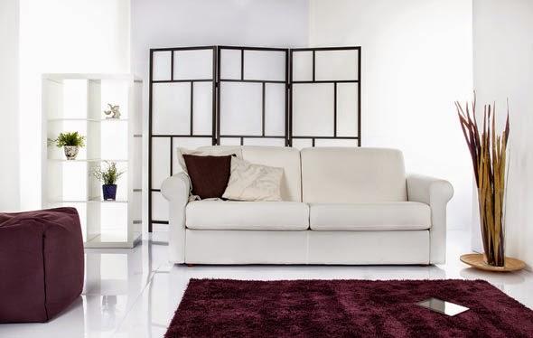 Divani blog - Tino Mariani: Collezione divani letto