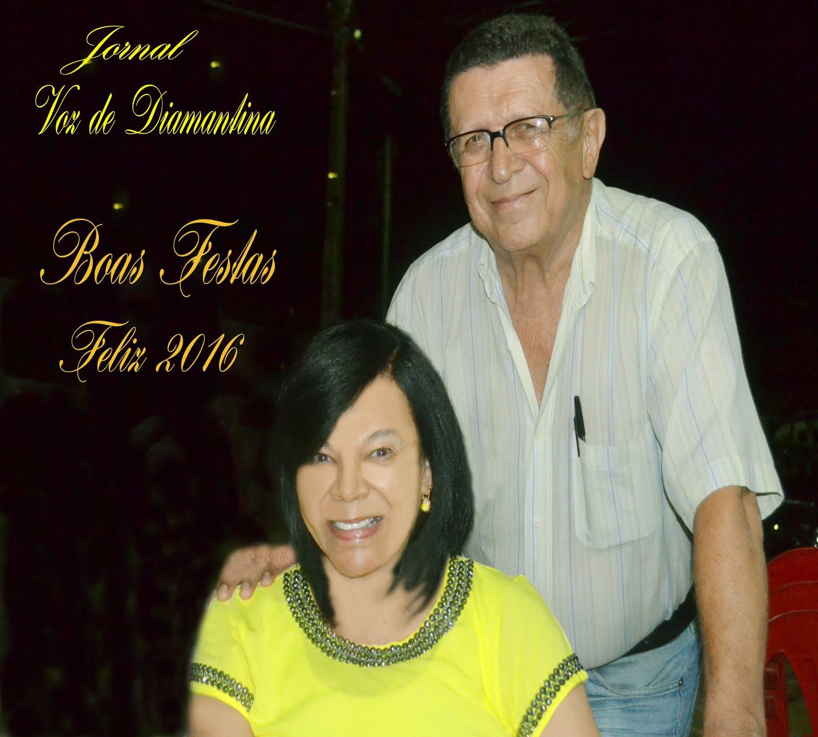 Parabéns do Jornal da Voz de Diamantina